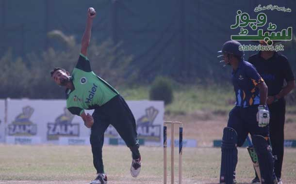 Sri Lankan Army team won first match of series against Pak Army