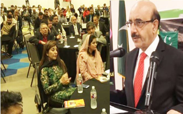 Indian machinations will not deter Kashmiris' struggle for freedom: Masood Khan