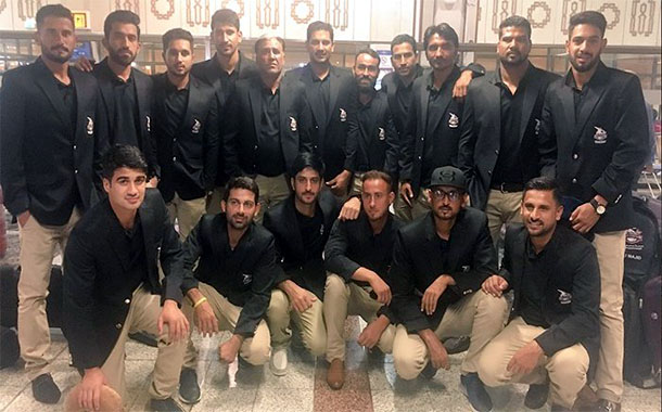 Pakistani Consul General hosts Lahore Qalandars in Sydney