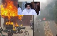 Around 1800 rioters arrested across Pakistan after TLP protest