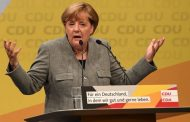 Angela Merkel calls for a 'real, true' European army