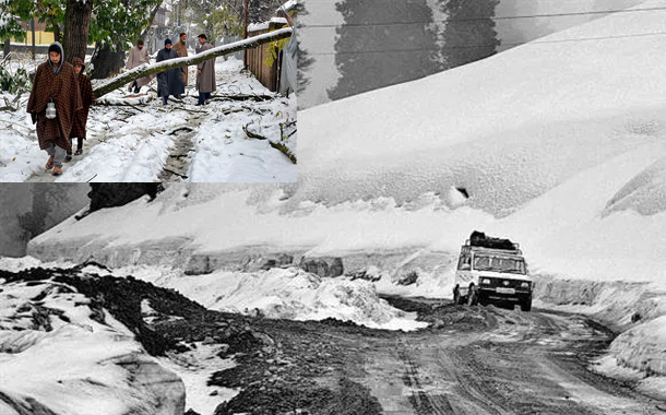 Bandipora-Gurez road reopened for traffic: DC Bandipora
