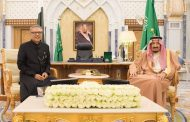 President of Pakistan & Saudi King Salman bin Abdul Aziz discuss bilateral economic relations