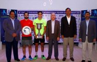 Egyptian Youssef Ibrahim wins CNS International Squash Championship