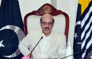 Development of public health infrastructure govt's top priority: AJK president