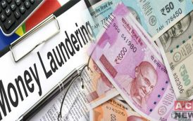 India caught in dirty money laundering