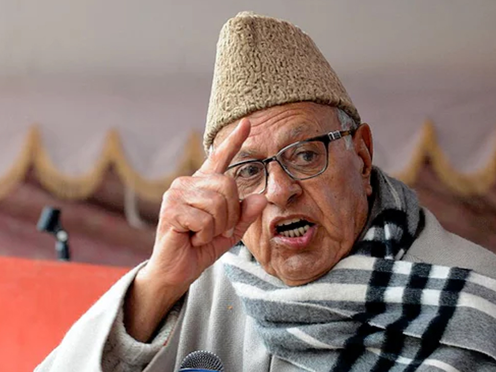 Hope Article 370 will be restored in J&K with China's support: Farooq Abdullah