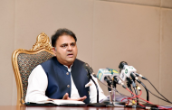 Consultation between PM Imran, COAS over new DG ISI complete: Fawad